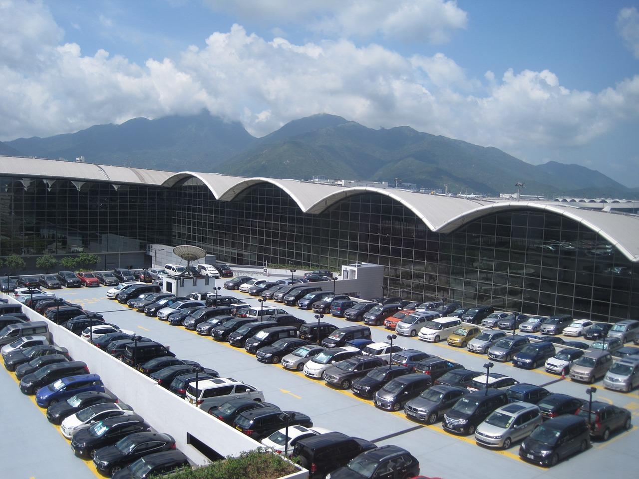 Stationnement Longue durée aéroport